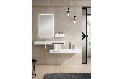 Mueble de baño colección da vinci
