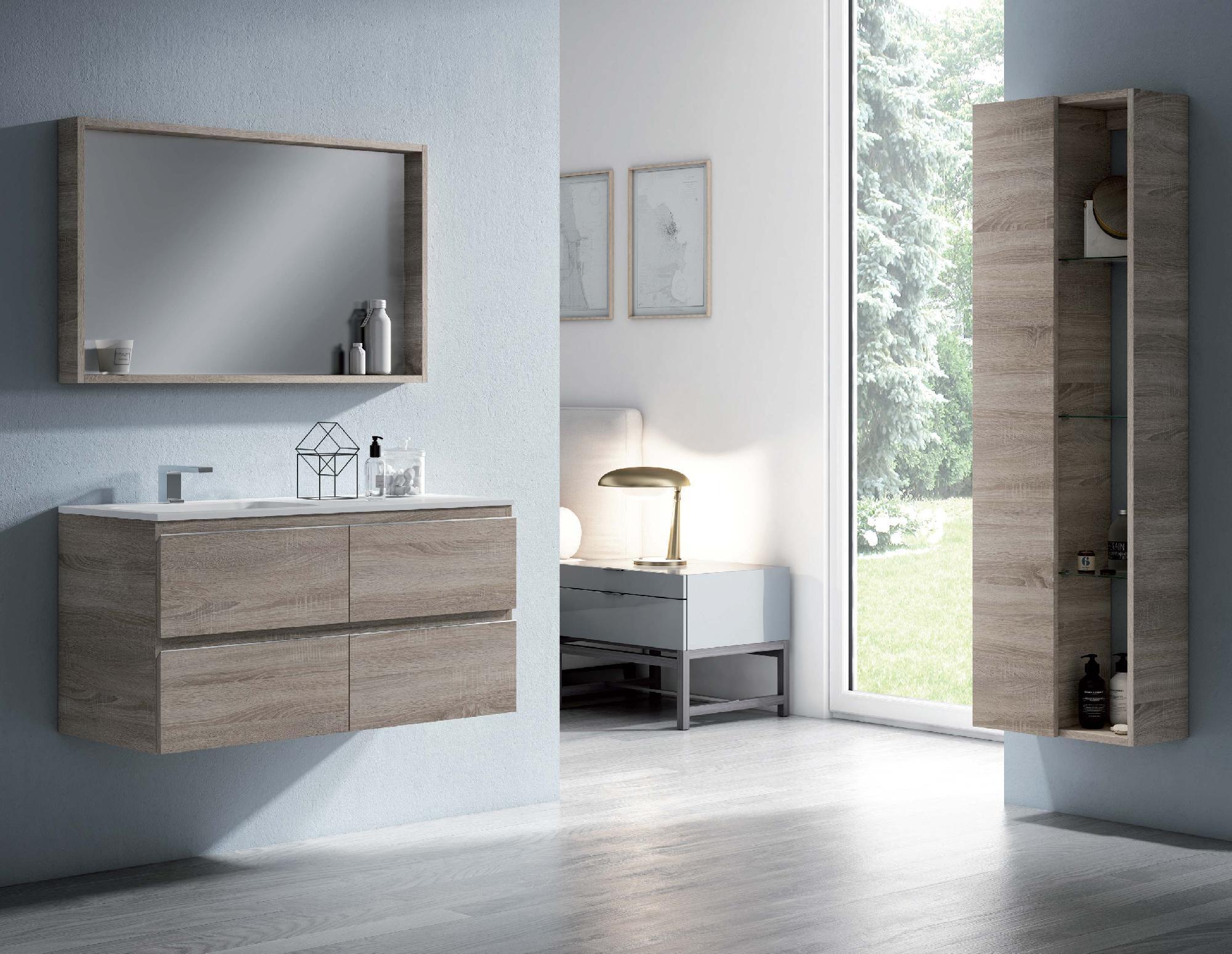 Mueble de baño colección Quatro
