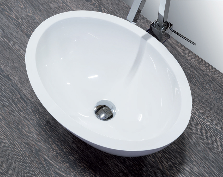 Lavabo mineral Desing O