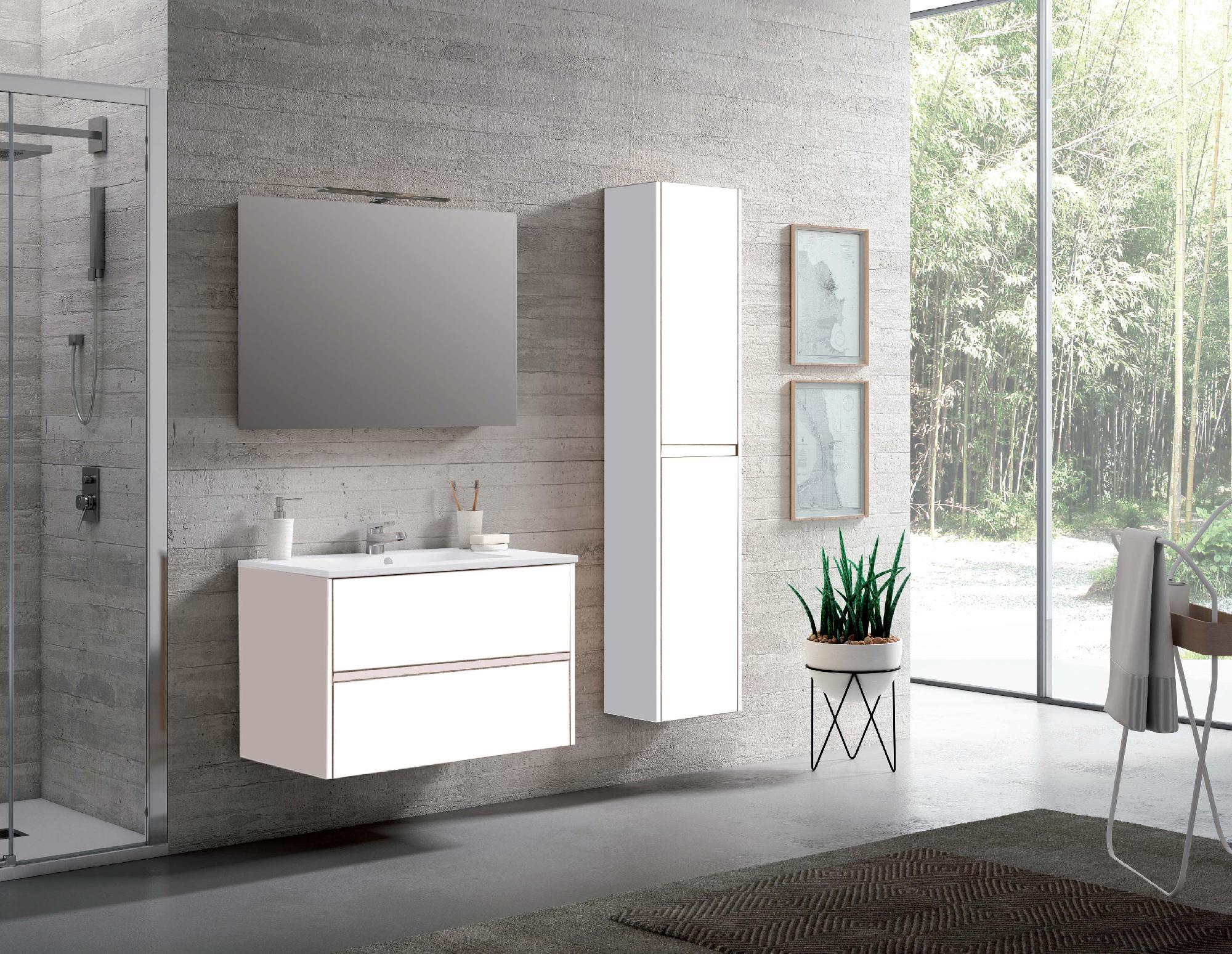 Mueble de baño colección Ten