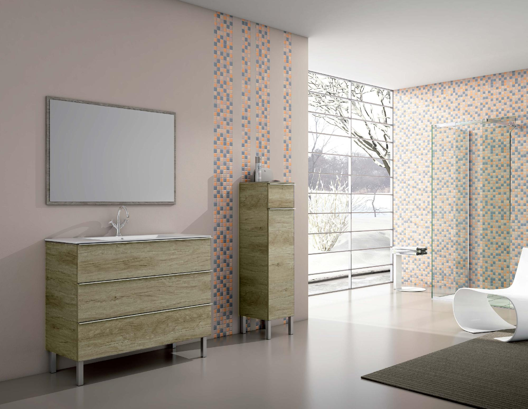 Mueble de baño colección Roma 3