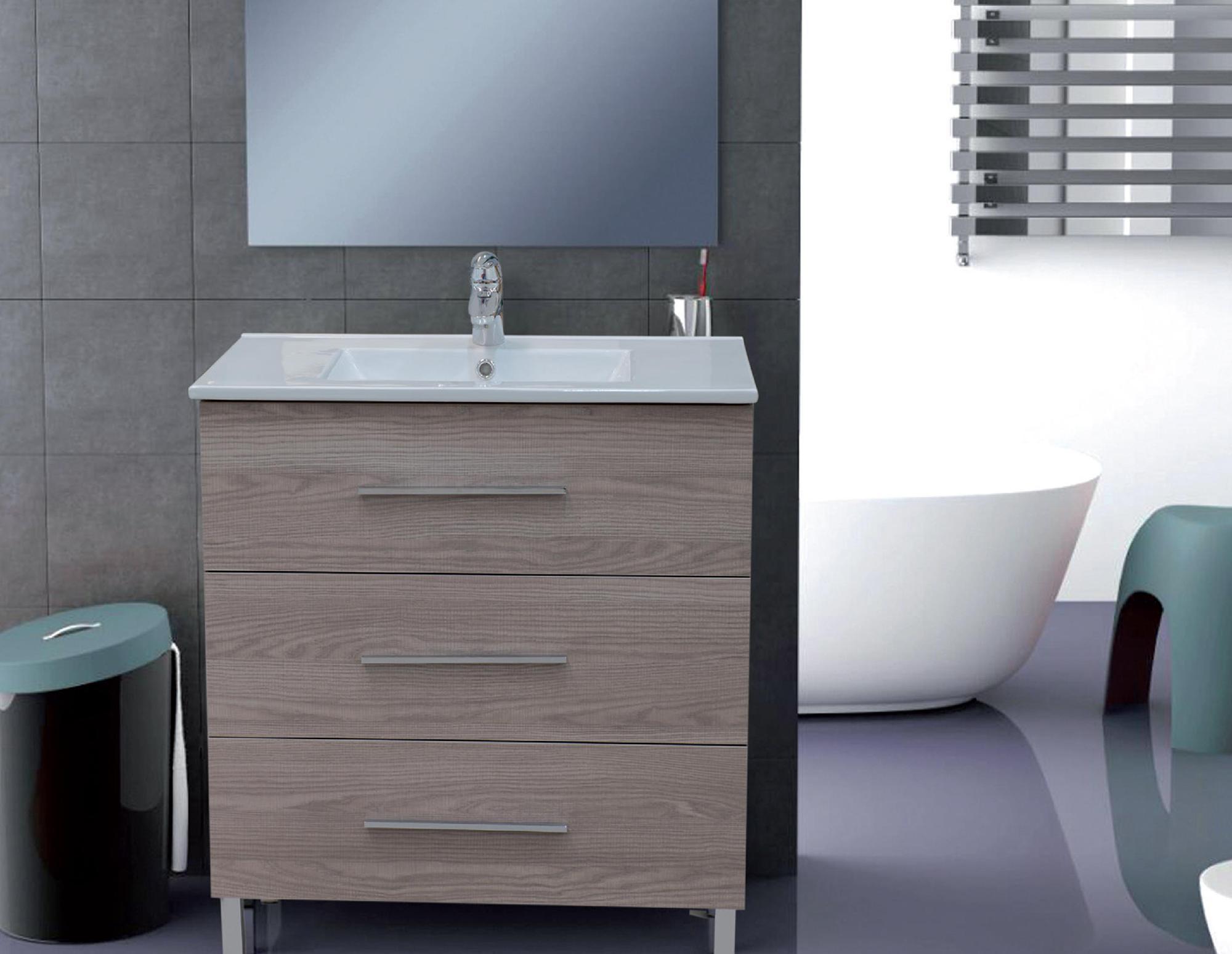 Mueble de baño colección Paris