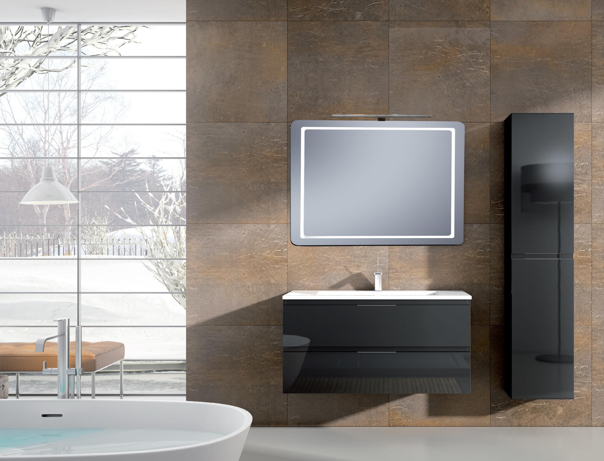 Mueble de baño colección Modena