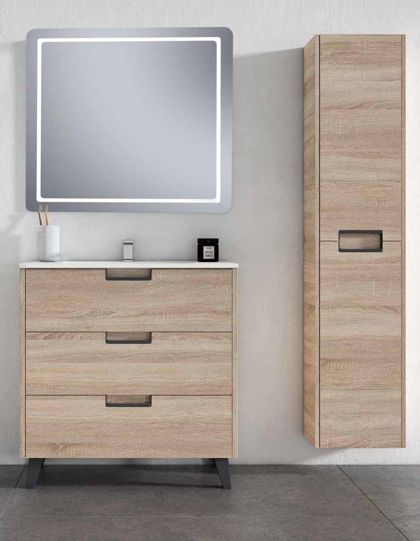 Mueble de baño colección picasso
