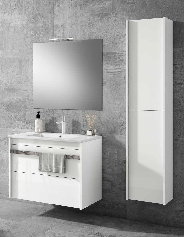 Mueble de baño colección due