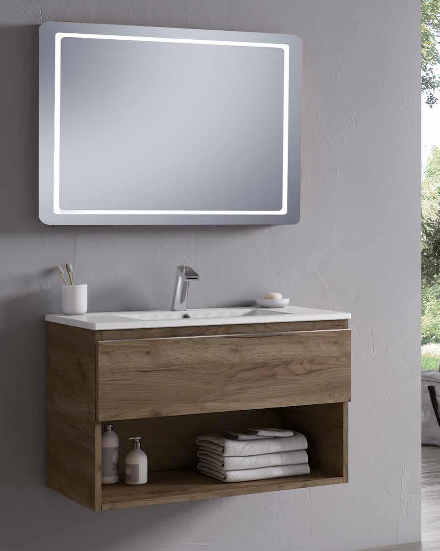 Mueble de baño colección sam