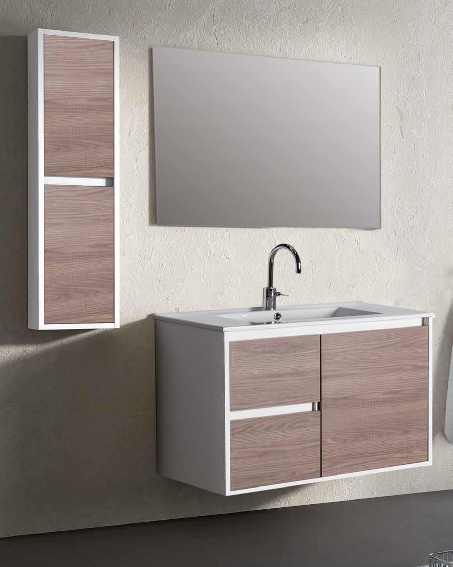 Mueble de baño colección noa