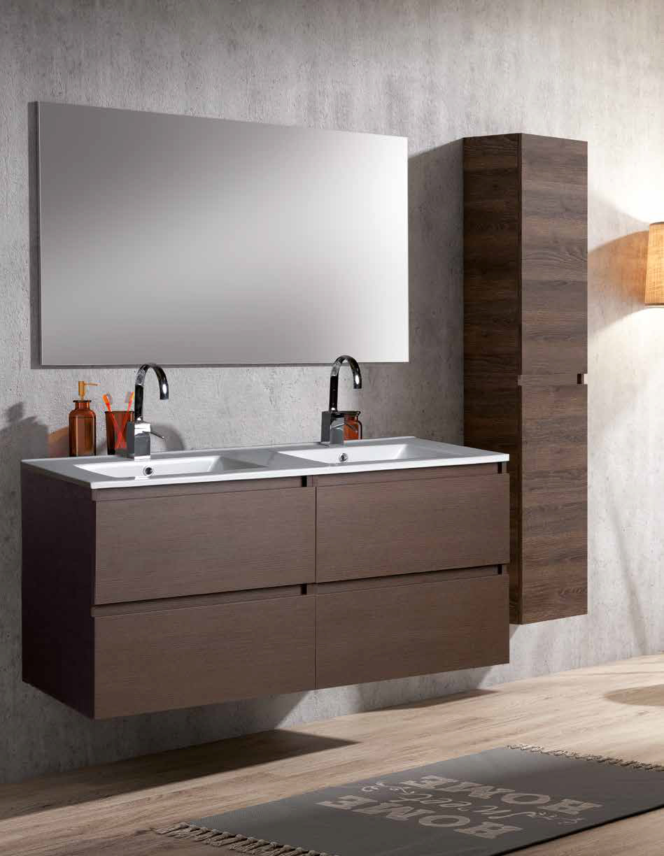 Mueble de baño colección toscana