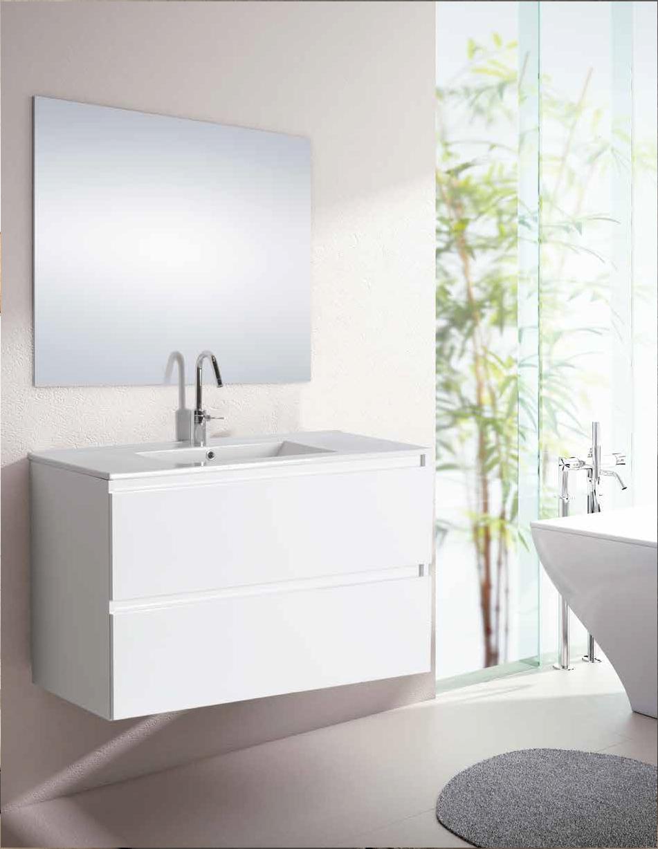 Mueble de baño colección men