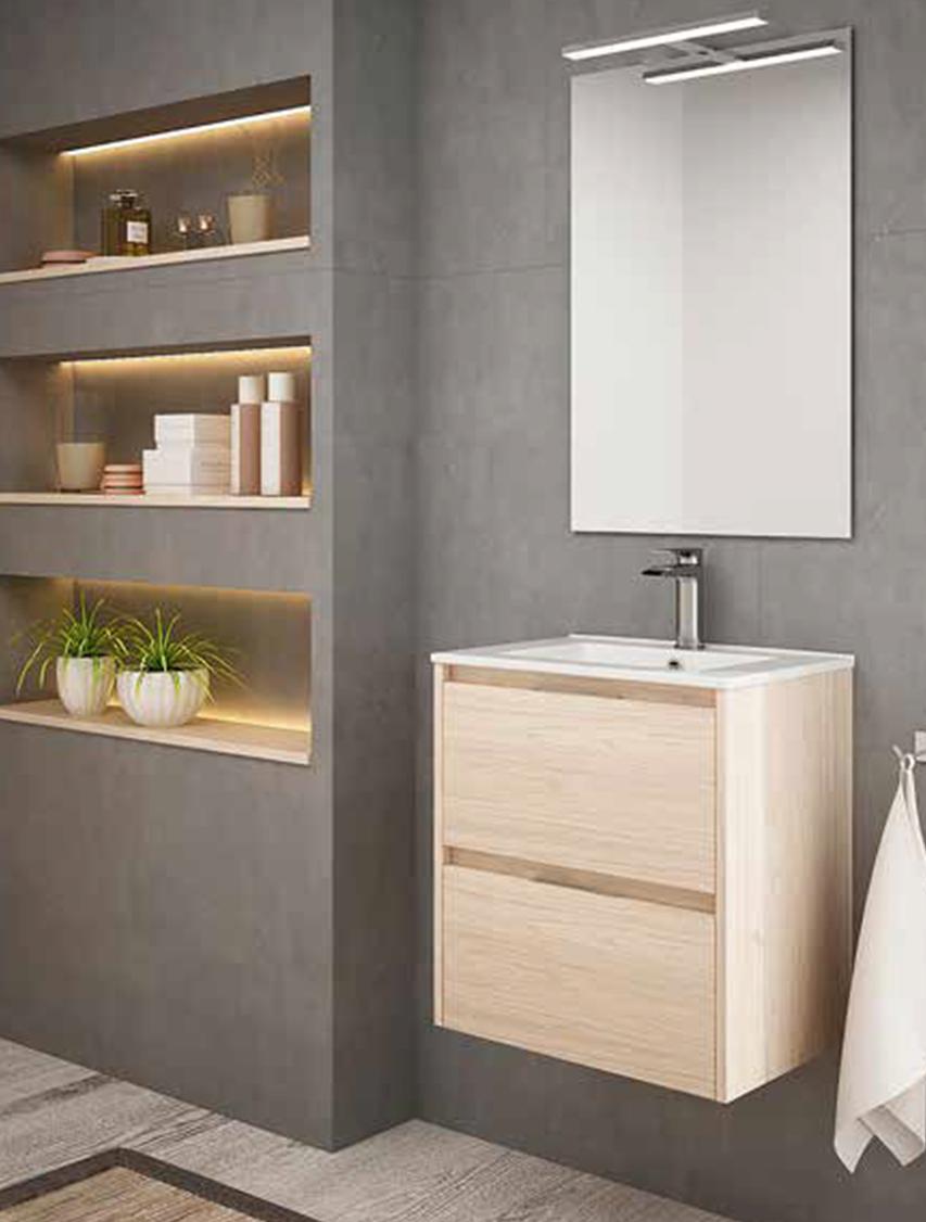 Mueble de baño colección píccolo