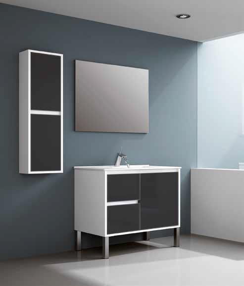Mueble de baño conjunto isis