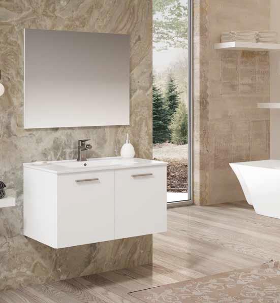 Mueble de baño conjunto lis
