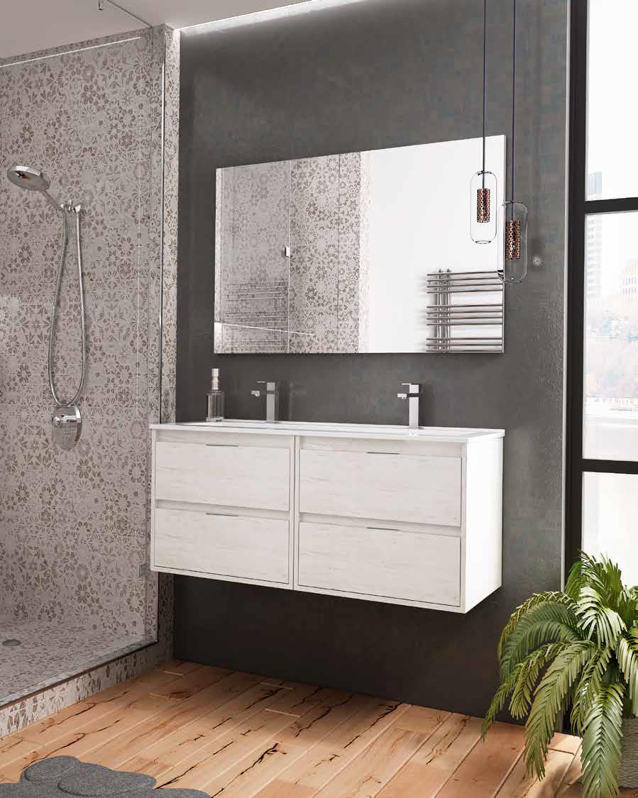 Mueble de baño colección venus